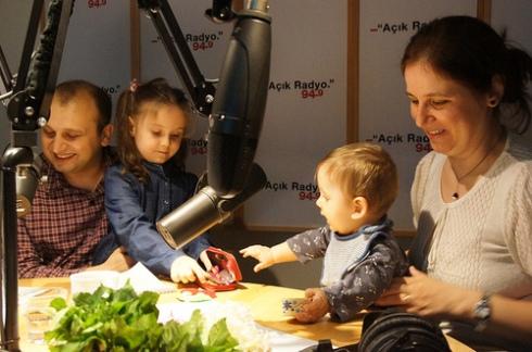 Ayşegül, Mustafa, Işık ve Ali Derya Ulus