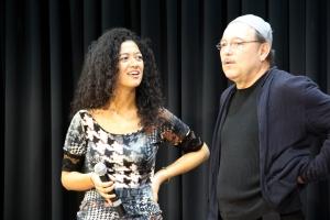 Rubén Blades & Eylem Kaplan
