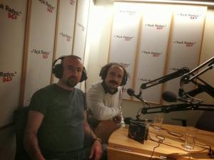 Emre Dağtaşoğlu ve Abdurrahman Tarikçi