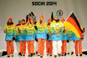Fashion for 2014 Winter Olympics