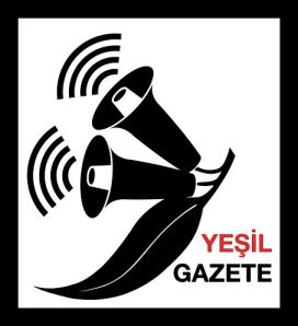 Yeşil Gazete Logo