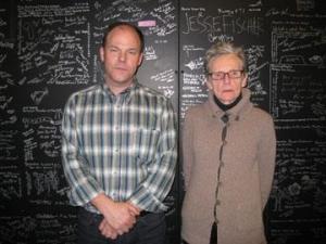 David Grubbs & Susan Howe