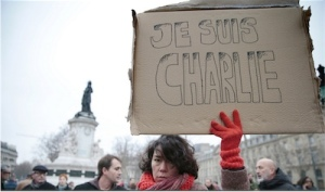 """Je suis Charlie"" (Ben de Charlie'yim)"