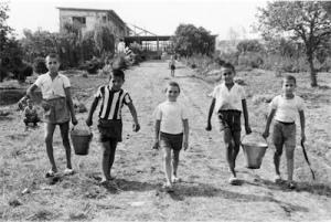 Kamp Armen, 1962