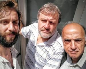 İlksen Mavituna, Slavoj Zizek, Halil Turhanlı