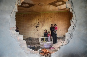 Silopi, Ocak 2016 (Fotoğraf: İlyas Akengin / AFP / Getty Images)