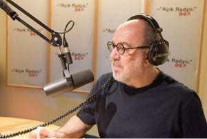 Açık Radyo programcısı Cemal Mutlu stüdyo konuğumuz.