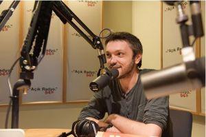 Açık Radyo dinleyicisi ve destekçimiz Ahmet Uncu stüdyo konuğumuz.