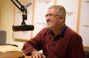 Açık Radyo dinleyicisi ve destekçimiz Hüseyin Yılmaz stüdyo konuğumuz.