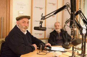 13. Açık Radyo Günleri'nin 8. gününde Radyo Agos'ta Pakrat Estukyan, Garbis Çapkan