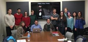 Prof. Joshua Greene'le geçen hafta Harvard Üniversitesi'nde bir seminerde bu çalışmayı ve insan doğasını tartışmıştık.