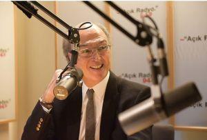 Açık Radyo dinleyicisi, Elgiz Müzesi'nin kurucusu Can Elgiz stüdyo konuğumuz.