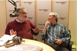 Açık Radyo programcısı, müzik yazarı, araştırmacı, arşivci Cemal Ünlü canlı yayın konuğumuz.