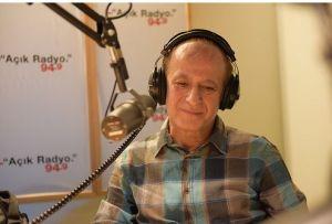 Açık Radyo dinleyicisi ve destekçimiz Bülent Oral stüdyo konuğumuz.
