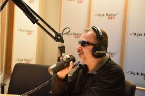 Balkan müzikleri üstadı besteci, derlemeci, kuruluşundan bu yana Açık Radyo programcısı (Tuna'nın Beri Yanı) Muammer Ketencoğlu stüdyo konuğumuz.