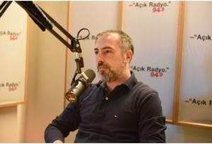 Açık Radyo dinleyicisi ve destekçimiz Ümit Yıldırım stüdyo konuğumuz.