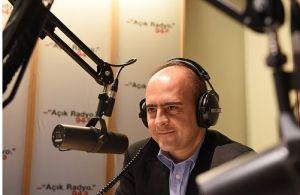 Açık Radyo programcısı, dinleyicisi ve destekçisi Altuğ Güzeldere stüdyo konuğumuz.