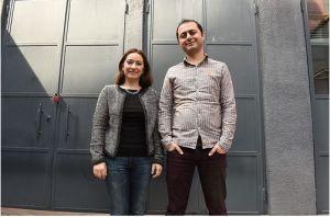 Açık Radyo dinleyicisi ve destekçisi Zeynep Özyurt Tarhan ve Koray Tarhan ve Açık Radyo'da. Az sonra canlı yayında olacaklar.
