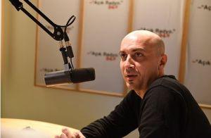 Açık Radyo dinleyicisi ve destekçisi Erdil Aşkın canlı yayın stüdyomuzda.