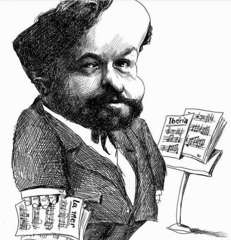 картинки карикатуры на композиторов ревде
